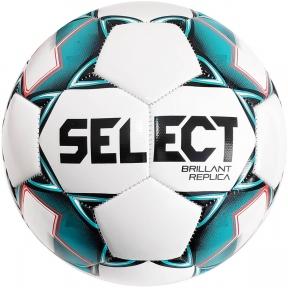 Мяч футбольный SELECT Brillant Peplica (0995846004)