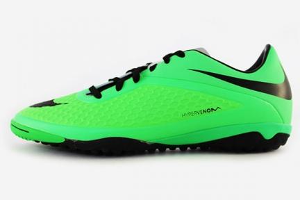 Сороконожки Nike HyperVenom Phelon TF (599846-303)