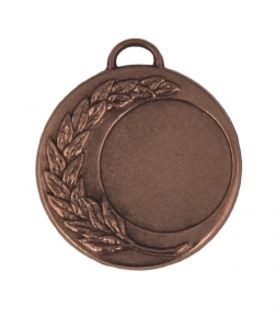 Спортивная медаль Z87 40 ММ бронза