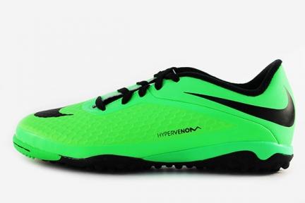 Сороконожки Nike JR HyperVenom Phelon TF (599847-303)