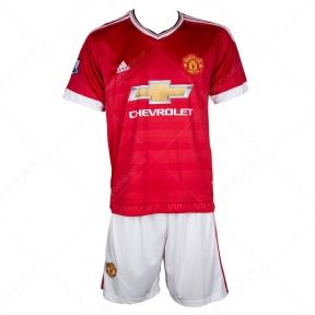 Футбольная форма Manchester United home 2015/16 replica (Mun Un h 15/16 replica)