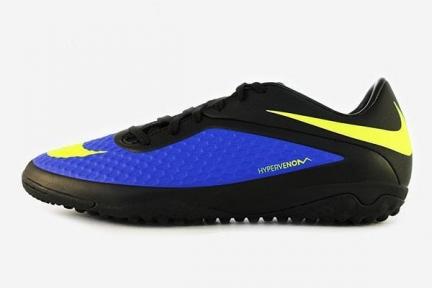 Сороконожки Nike HyperVenom Phelon TF (599846-470)