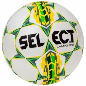 Футбольный мяч SELECT Campo Pro yellow (386000)