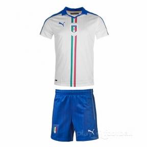 Футбольная форма сборной Италии Евро 2016 выезд (away replica Italy 2016)
