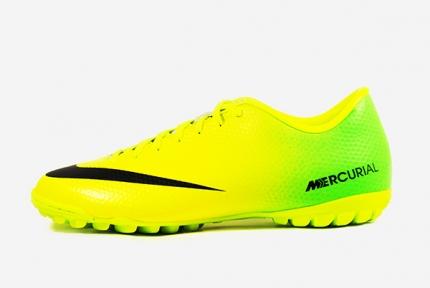 Сороконожки Nike Mercurial Victory IV TF (555615-703)