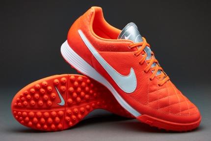 Сороконожки Nike Tiempo Genio TF (631284-810)