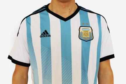 Футболка сборной Аргентины (Argentina)