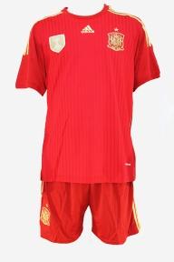 Футбольная форма сборной Испании (Spain)