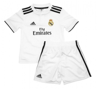 Детская футбольная форма Реал Мадрид 2018/2019 stadium домашняя