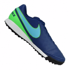 Сороконожки Nike Tiempo X Genio II TF (819216-443)