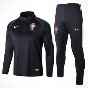 Тренировочный спортивный костюм сборной Португалии ЧМ 2018