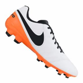 Футбольные бутсы Nike Tiempo Genio II FG (819213-108)