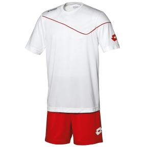 Футбольная форма Lotto Kit Sigma (kit sigma white-red)