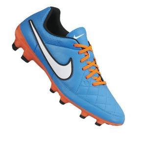 Футбольные бутсы Nike Tiempo Genio FG (631282-418)
