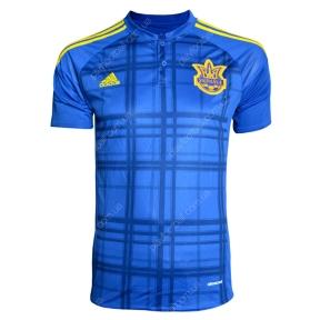 Футболка сборной Украины Евро 2016 stadium выезд (выезд Украина Евро 2016 stadium)
