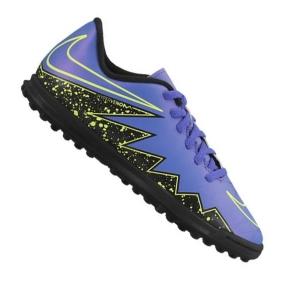 Детские сороконожки Nike JR Hypervenom Phade II TF (749912-550)