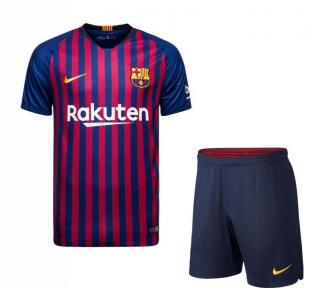 Детская футбольная форма Барселона 2018/2019 stadium домашняя