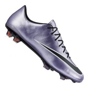 Футбольные бутсы Nike Mercurial Vapor X FG (648553-580)