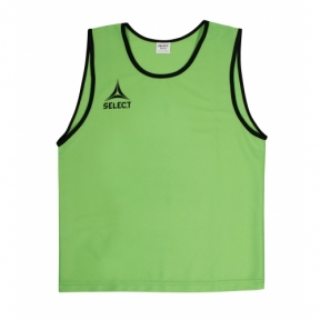 Футбольная манишка SELECT BIBS SUPER (683330-green)