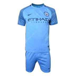 Футбольная форма Манчестер Сити 2016/2017 stadium (Man City home 2016/2017)