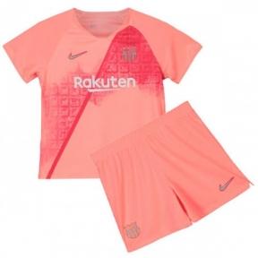 Детская футбольная форма Барселоны 2018/2019 stadium резервная