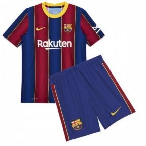 Детская футбольная форма Барселона 2020/2021 stadium домашняя
