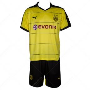 Футбольная форма Borussia Dortmund home 2015/16 replica (Borussia h 15/16 replica)