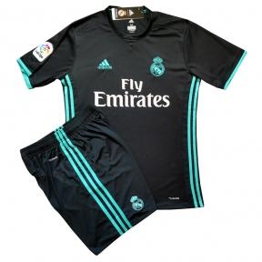 Футбольная форма Реал Мадрид 2017/2018 stadium выездная