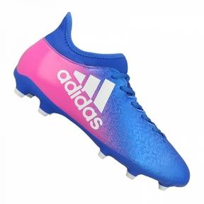 Футбольные бутсы Adidas X 16.3 FG (BB5641)