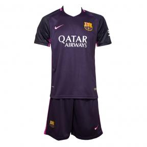 Футбольная форма Барселона 16/17 away (Барселона 16/17 away)