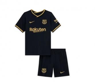 Детская футбольная форма Барселона 2020/2021 stadium выездная