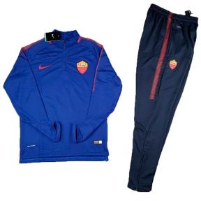 Тренировочный спортивный костюм Рома 2017/2018