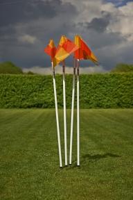 Набор угловых сгибаемых флагов Mitre (A9112WA1)