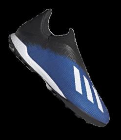 Сороконожки Adidas X 19.3 LAceless TF (EG7176)