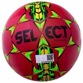 Футбольный мяч SELECT Dynamic red (099500)