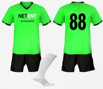 Футбольная форма на заказ NETENT