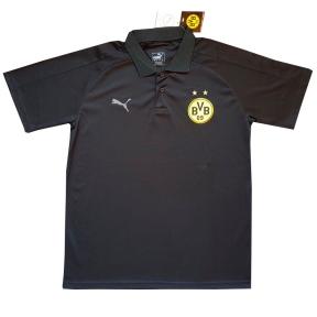 Футболка поло Боруссии Дортмунд 2017/2018 черная