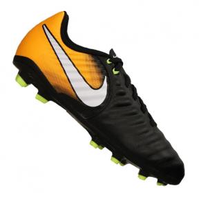 Детские футбольные бутсы Nike JR Tiempo Ligera IV FG (897725-008)