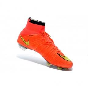 Футбольные бутсы Nike Mercurial Superfly FG (641858-670)