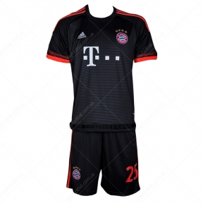 Футбольная форма Bayern Munchen third 2015/16 replica (Bayern th 15/16 replica)