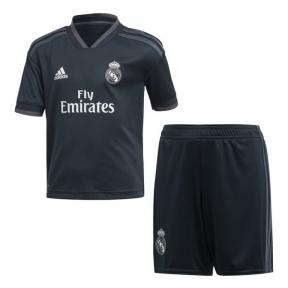Детская футбольная форма Реал Мадрид 2018/2019 выездная