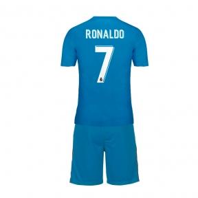 Футбольная форма Реал Мадрид 2017/2018 Роналдо дополнительная