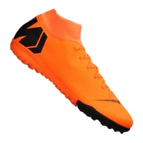Сороконожки Nike MercurialX Superfly VI Academy TF (AH7370-810)