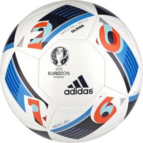 Футбольный мяч Adidas UEFA EURO 2016 GLIDER JR(AC5419)