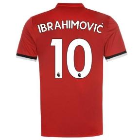 Футбольная форма Манчестер Юнайтед 2017/2018 stadium домашняя Ибрагимович