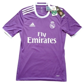 Футболка Реал Мадрид 2016/2017 stadium away