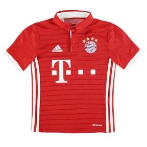 Детская футбольная форма Баварии 2016/2017 home (JR Bayern 2016/2017 home)