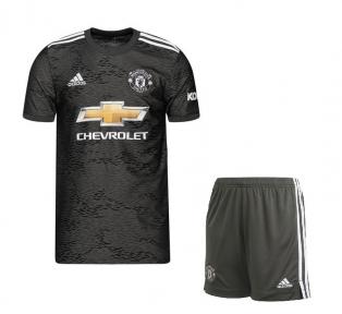 Футбольная форма Манчестер Юнайтед 2020/2021 stadium выездная
