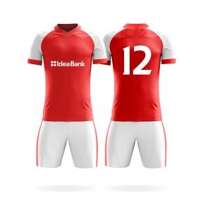 Футбольная форма на заказ Ідея Банк