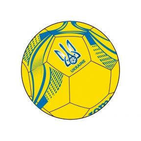Футбольный мяч сборной Украины Joma (FFU514102.17) желтый